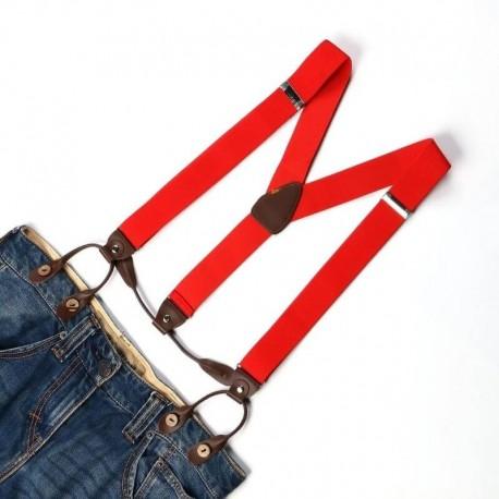 Bretelle rouge femme