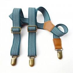 Bretelles à Pinces Vintage - Adji